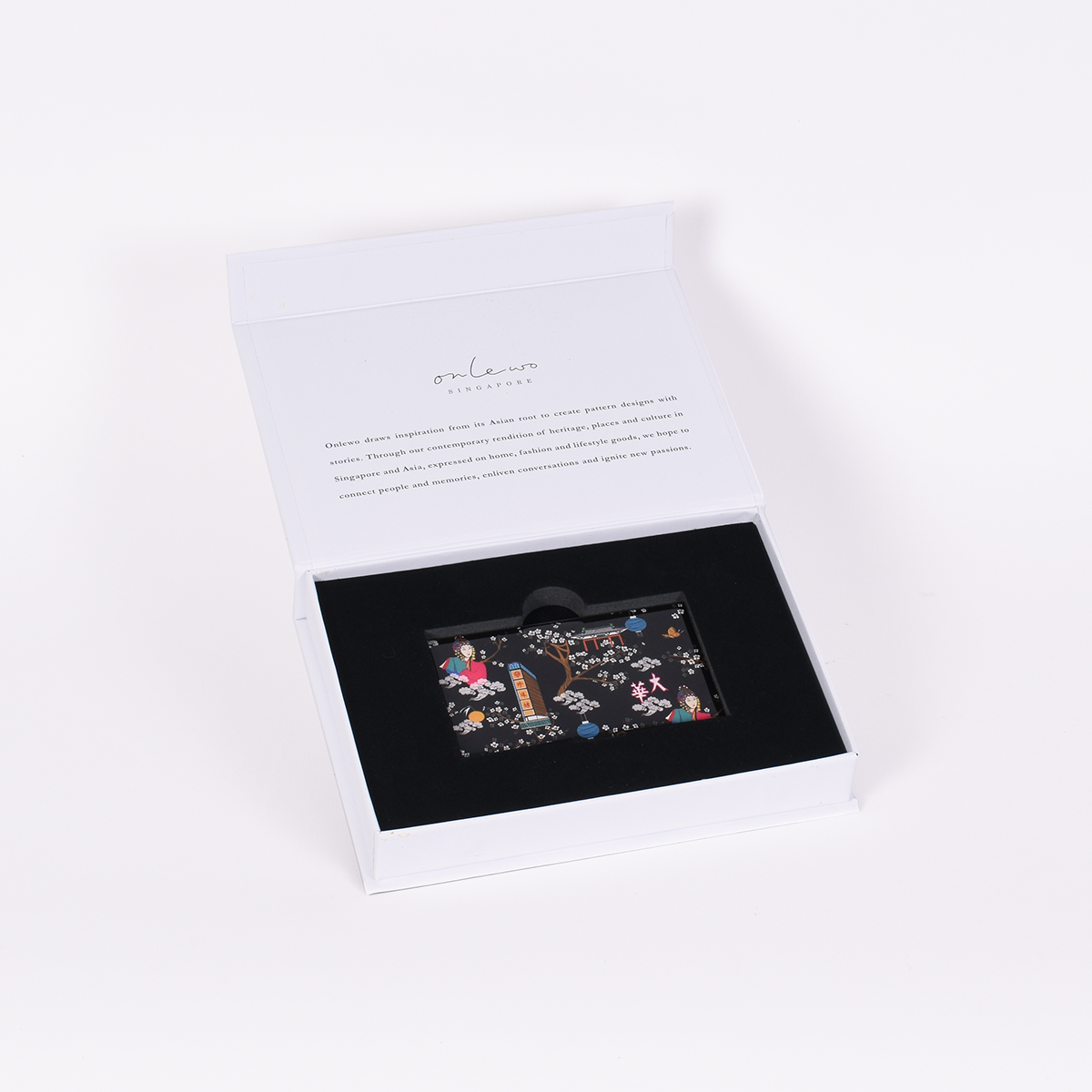 Singapore Business Card Case Onlewo