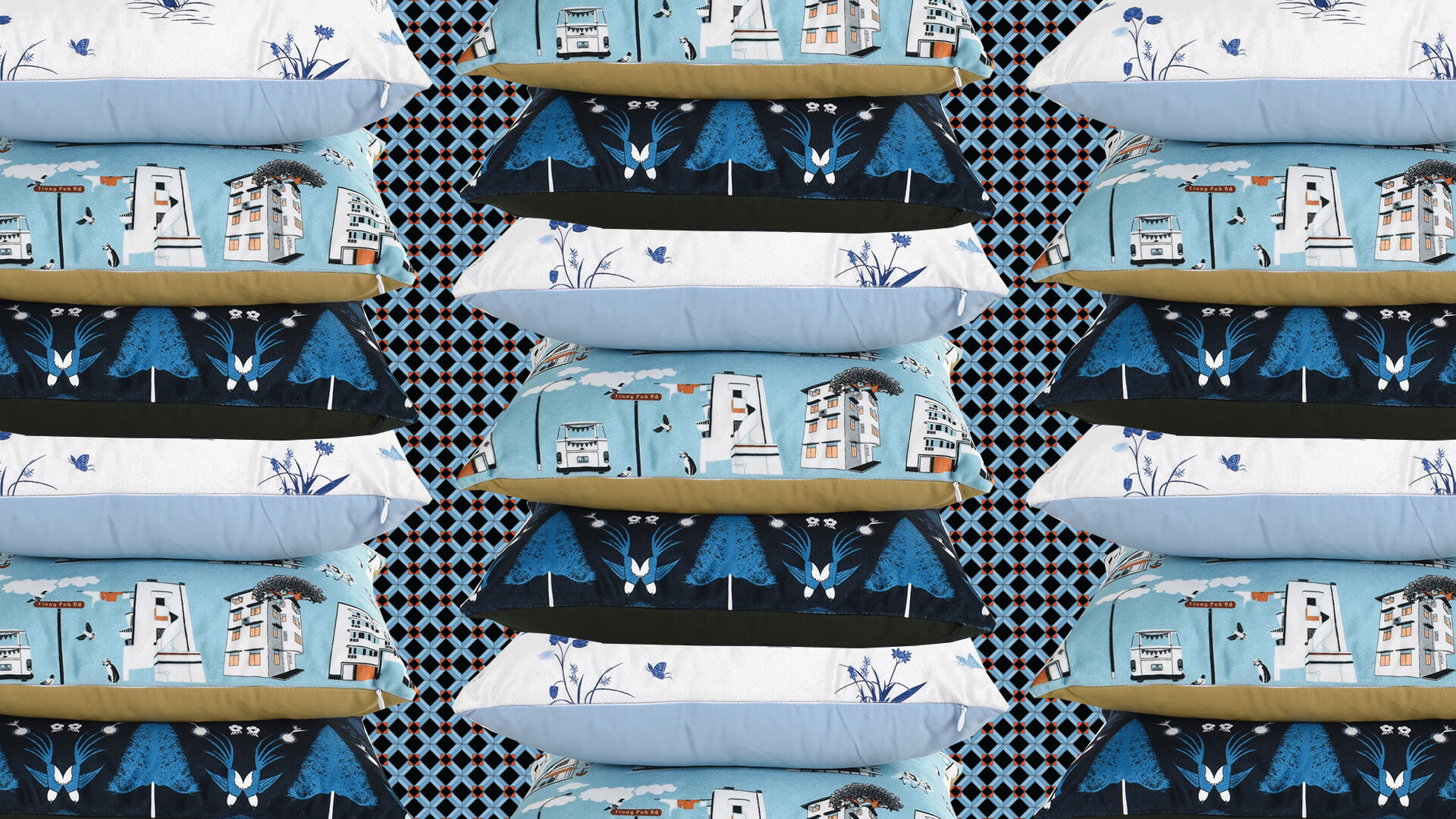 Singapore Gifts, Fashion & Fabric Design