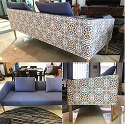 upholstery sg